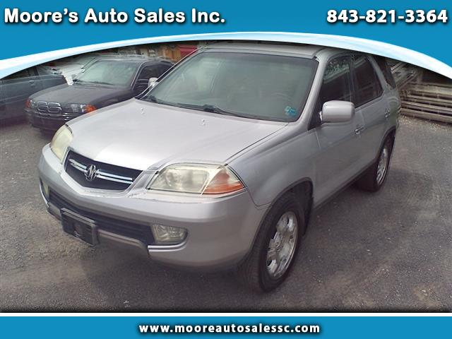 2002 Acura MDX Base with Navigation System