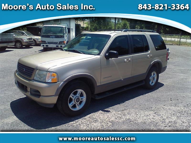 Ford Explorer XLT 2WD 2002