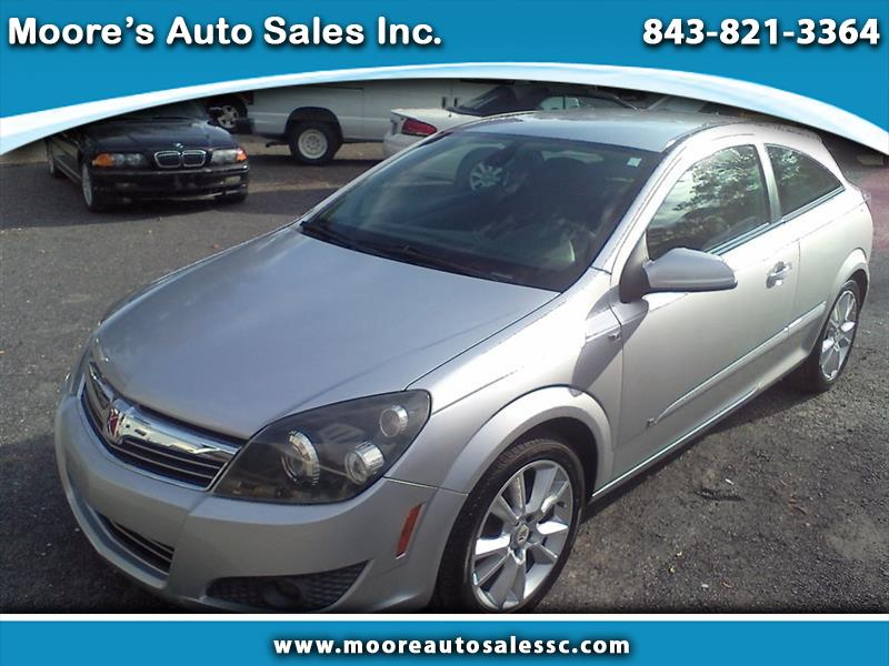 Saturn Astra XR 3-Door 2008