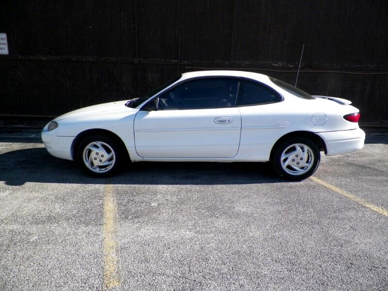2000 Ford Escort ZX2