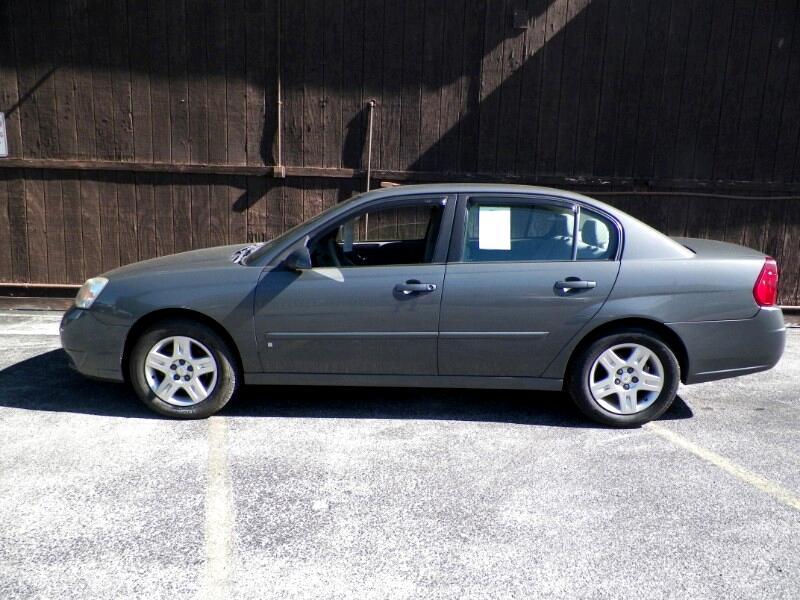 2008 Chevrolet Malibu Classic LT2