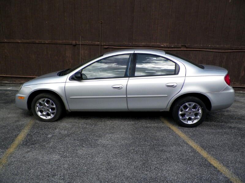 Dodge Neon SXT 2003