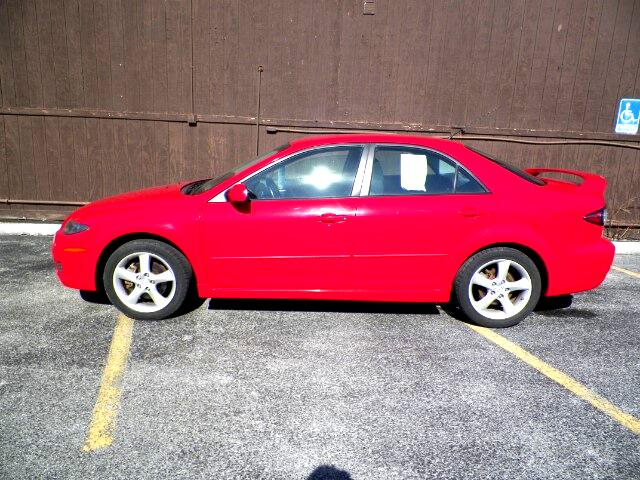 2008 Mazda MAZDA6 i Sports Sedan Value Edition