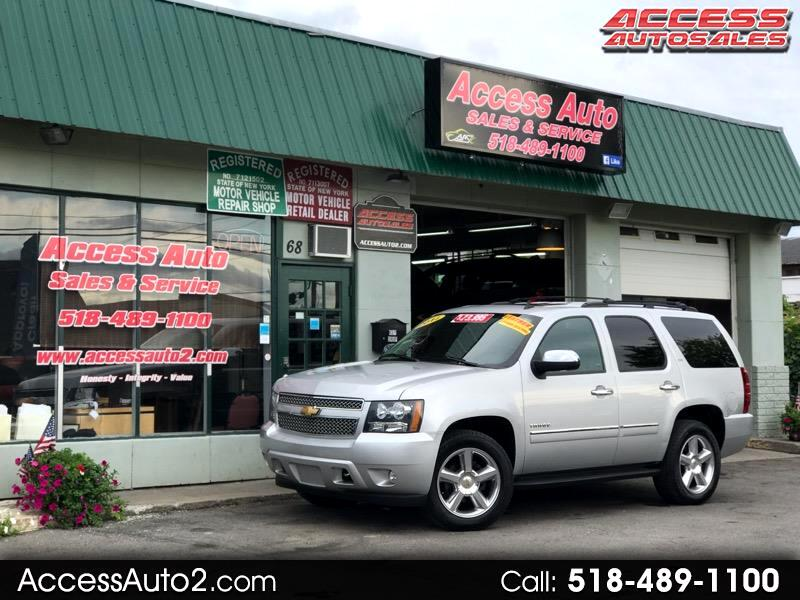 Used 2014 Chevrolet Tahoe LTZ 4WD for Sale in Albany NY