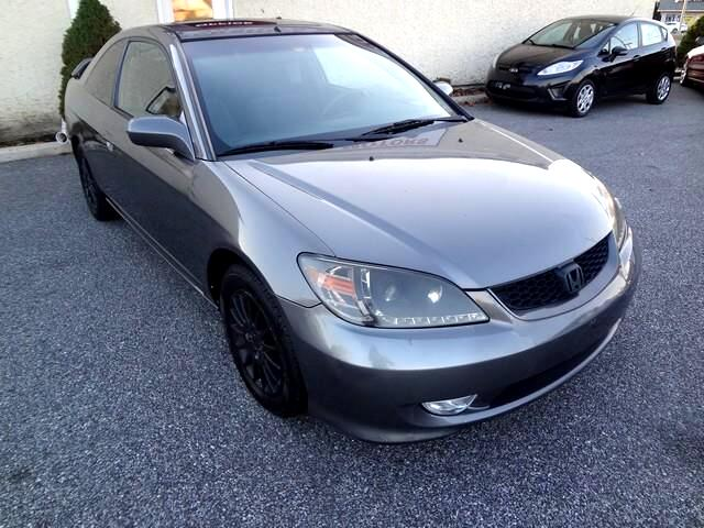 Honda Civic EX Coupe AT 2005