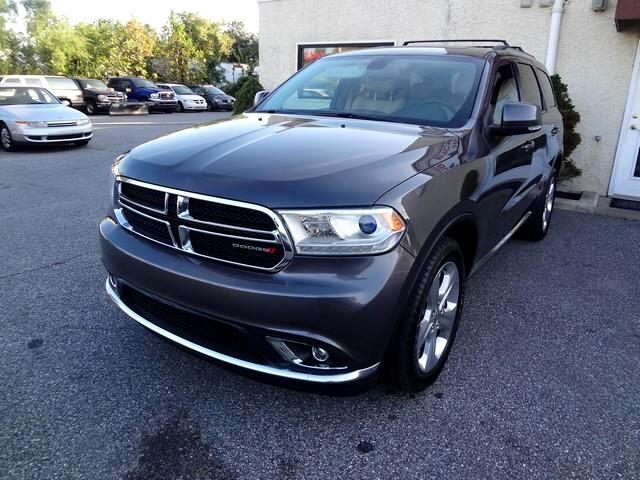 Dodge Durango Limited AWD 2014