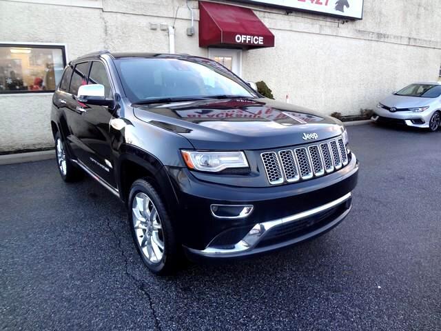 Jeep Grand Cherokee Summit 4WD 2014