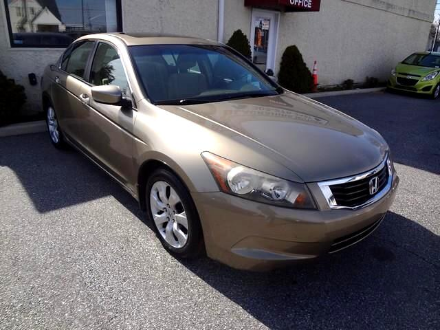 Honda Accord EX Sedan AT 2008