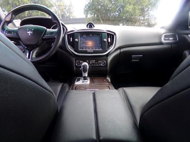2014 Maserati Ghibli S Q4 4 Door Sedan