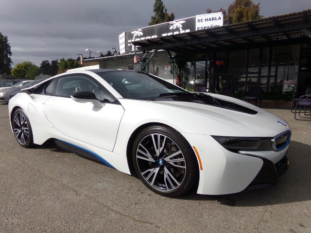 2015 BMW i8 COUPE SPORT