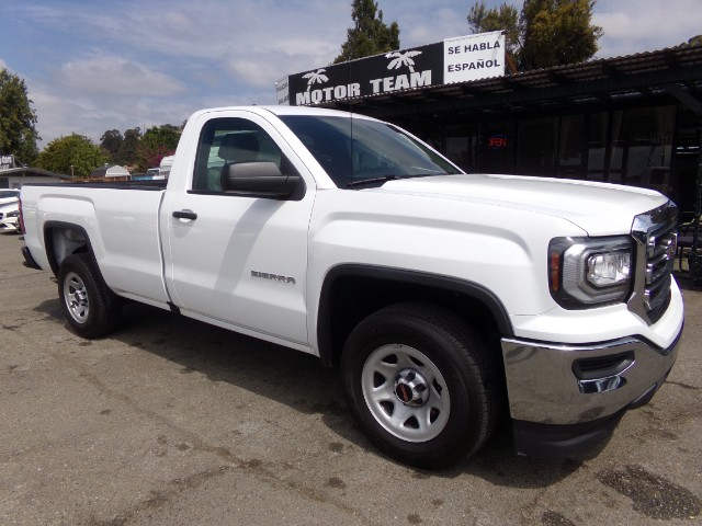 2017 GMC Sierra 1500 Base Long Box 2WD