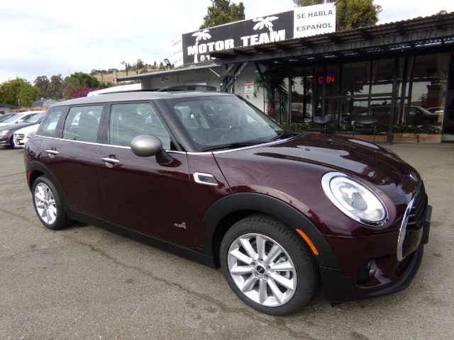 2017 MINI Clubman Cooper ALL4