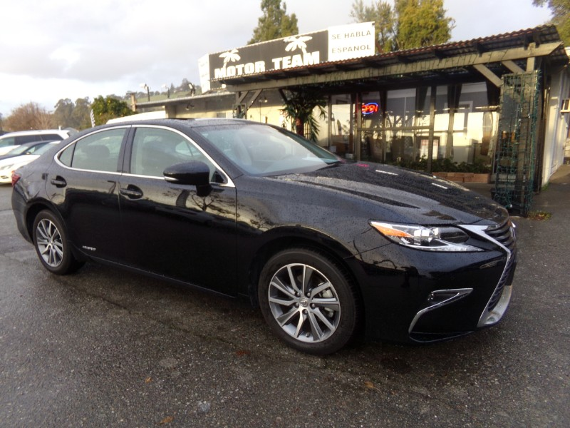 2016 Lexus ES 300h SEDAN 4 DOOR HYBRID