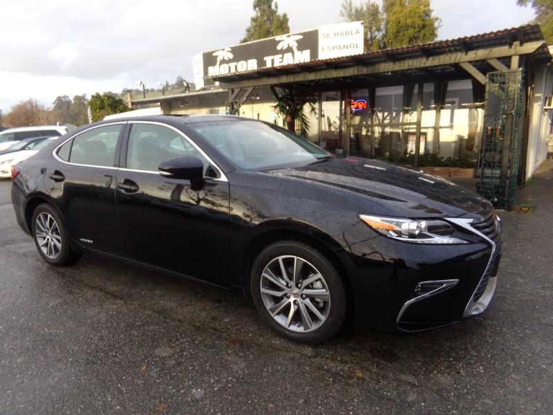 2016 Lexus ES 300h SEDAN 4 DOOR HYBRID