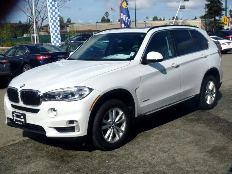 2014 BMW X5 sDrive35i