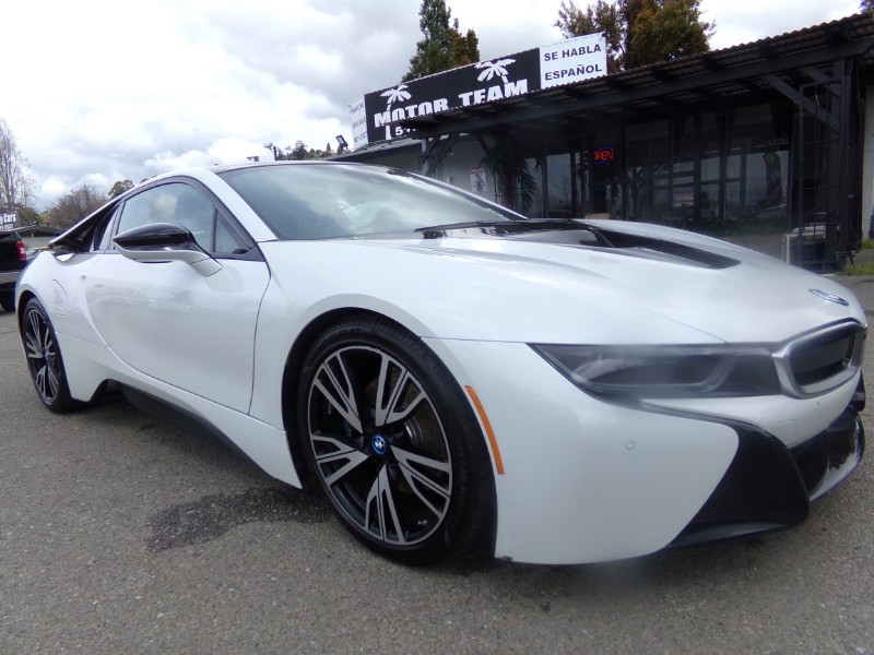 2015 BMW i8 Pure Imposlse BMW Factory Option(s) Included. Valu