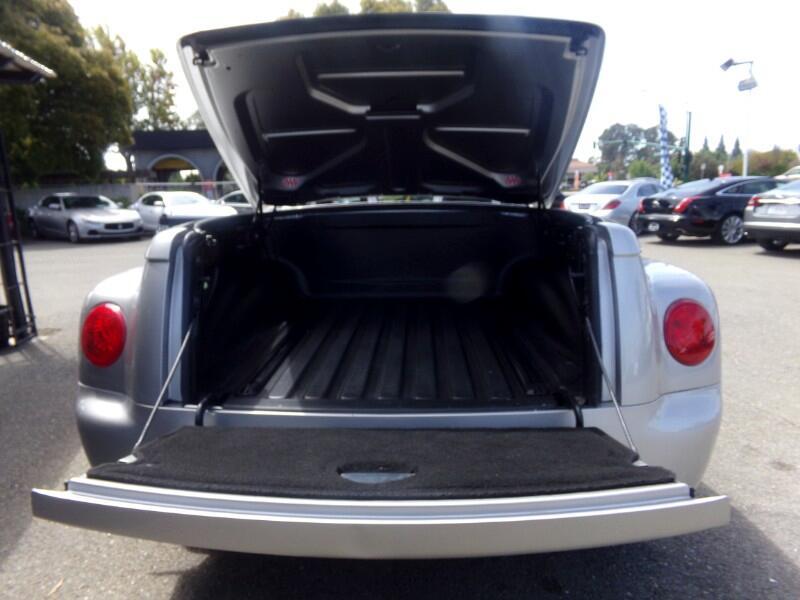 2004 Chevrolet SSR 2 DOOR HARDTOP CONVERTIBLE TRUCK