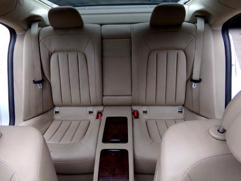 Mercedes-Benz CLS-Class CLS550 2014