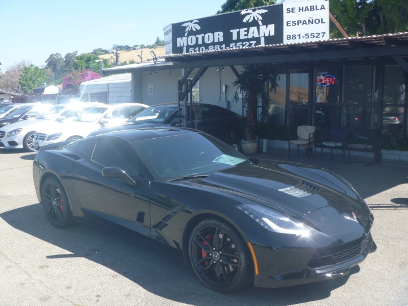 Chevrolet Corvette Z51 3LT Coupe Automatic 2015