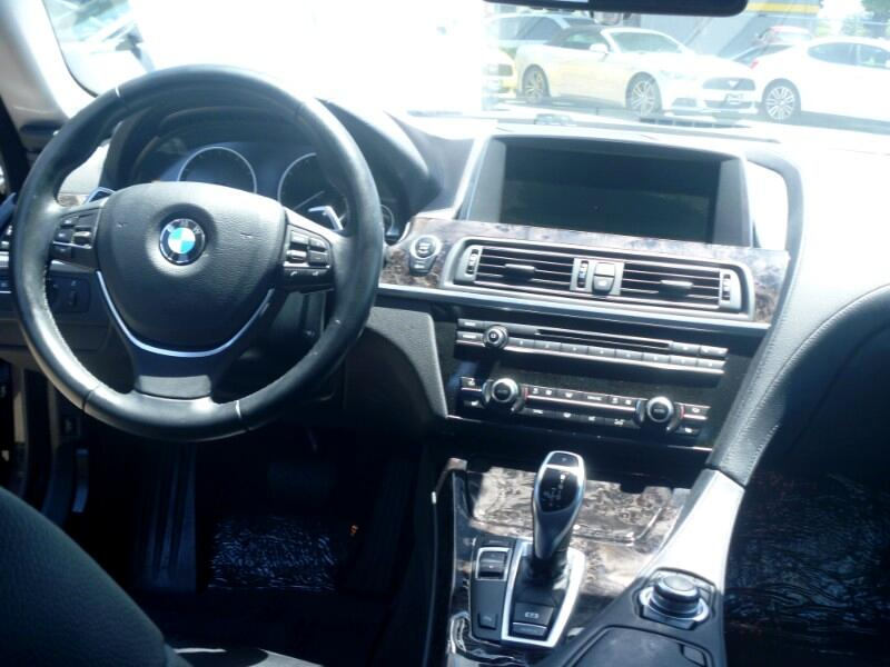 2014 BMW 6-Series Gran Coupe 640i