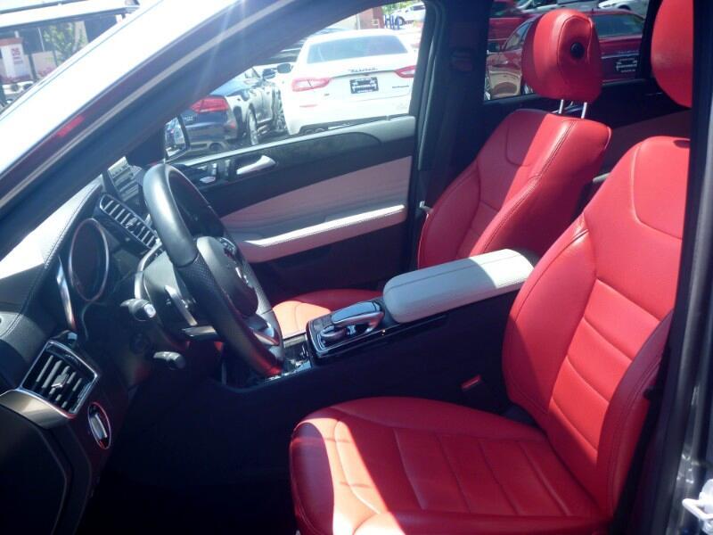 2017 Mercedes-Benz GLE Class GLE43 AMG 4MATIC