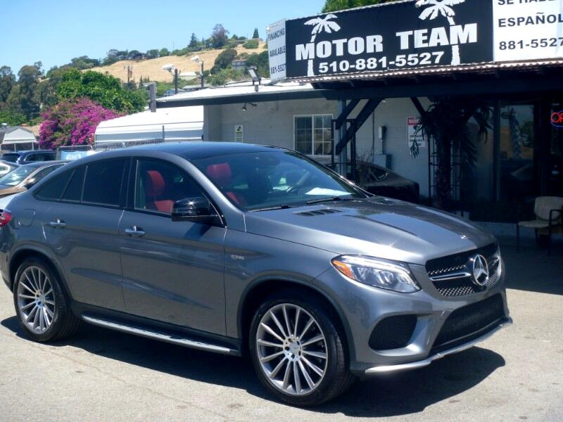 2017 Mercedes-Benz GLE Class GLE43 AMG 4MATIC