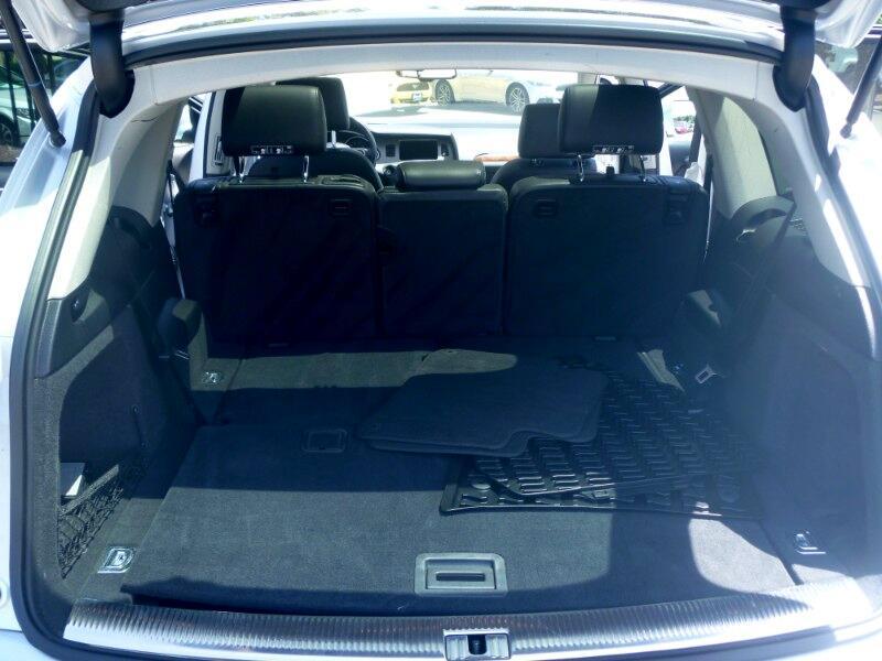 2011 Audi Q7 TDI quattro Premium