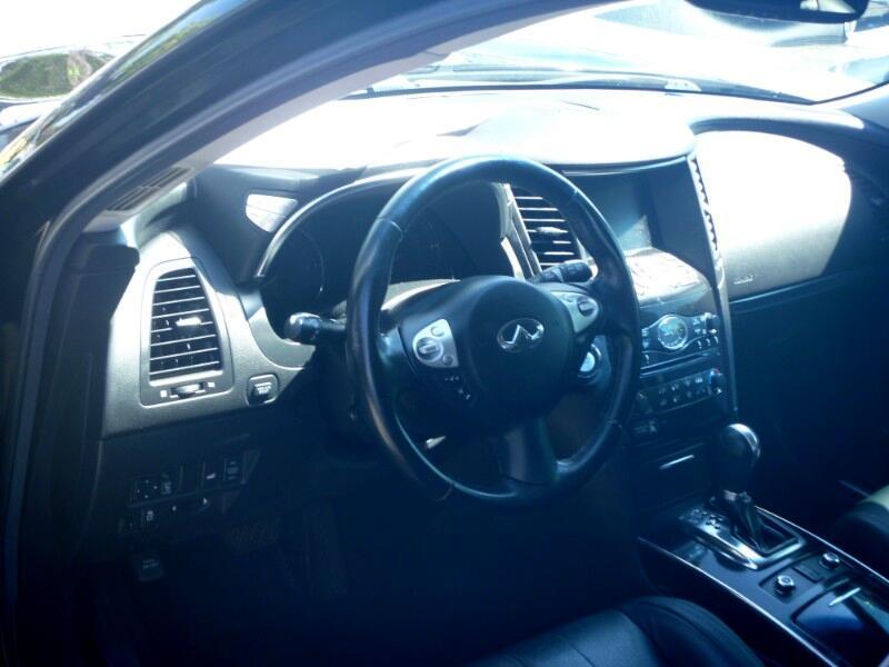 2012 Infiniti FX FX35 2WD