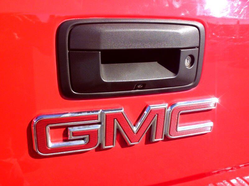GMC Sierra 2500HD SLT Crew Cab 4WD 2018