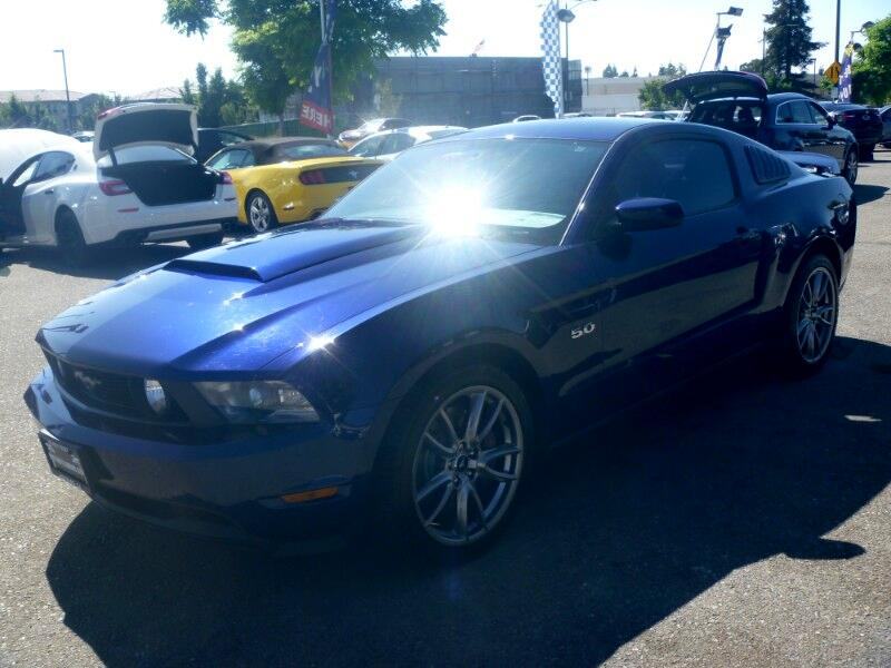2012 Ford Mustang GT Coupe