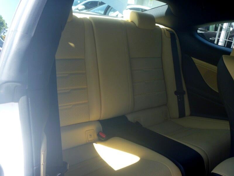 2015 Lexus RC 350 RWD