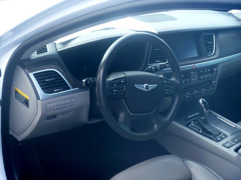 2015 Hyundai Genesis 5.0L RWD