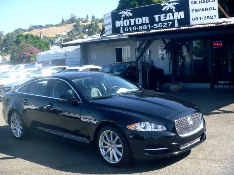 2015 Jaguar XJ-Series XJ