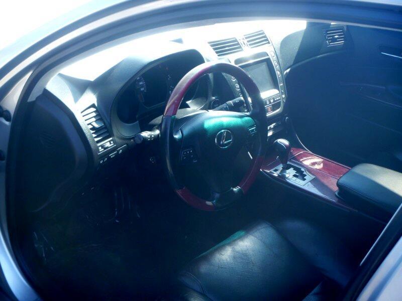 Lexus GS 450h Sedan 2011