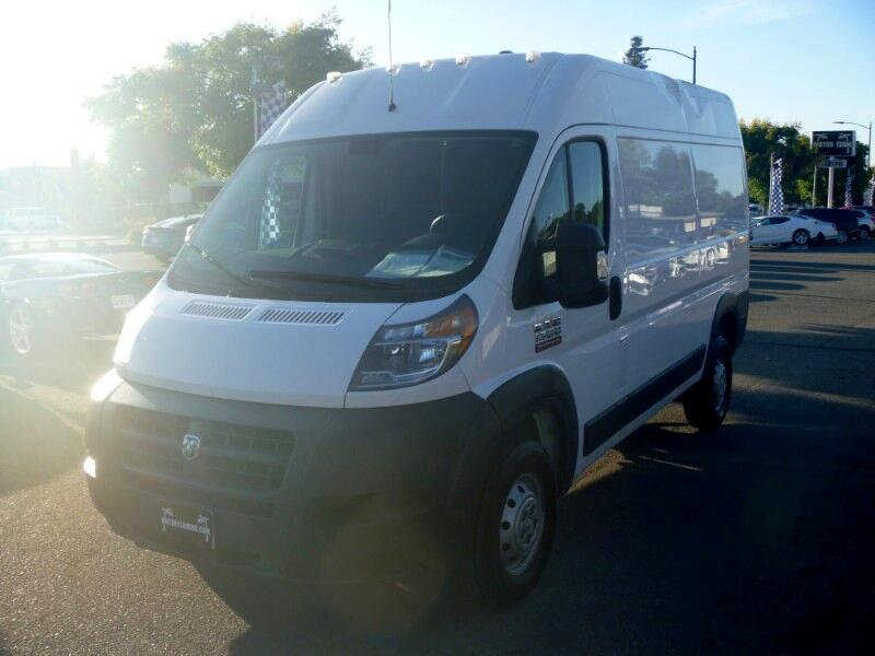 RAM Promaster 1500 High Roof Tradesman 136-in. WB 2018