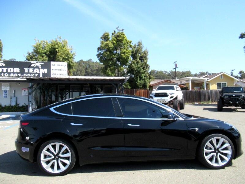 Tesla Model 3 Standard Range Plus RWD 2019