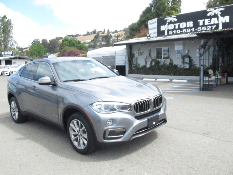 BMW X6 sDrive35i Sports Activity Coupe 2017