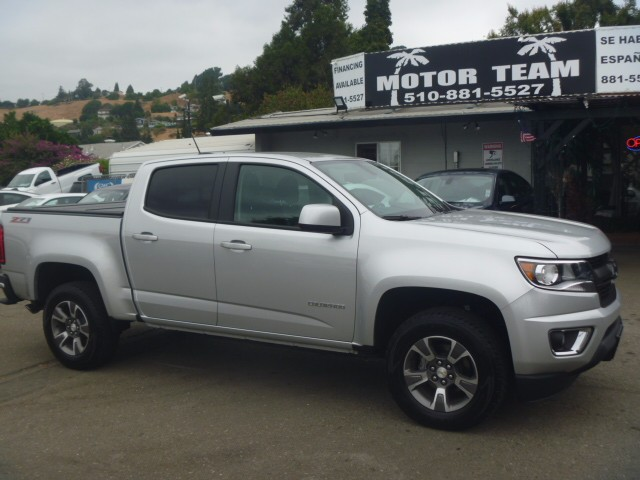 2016 Chevrolet Colorado Z71 Crew Cab 2WD Long Box