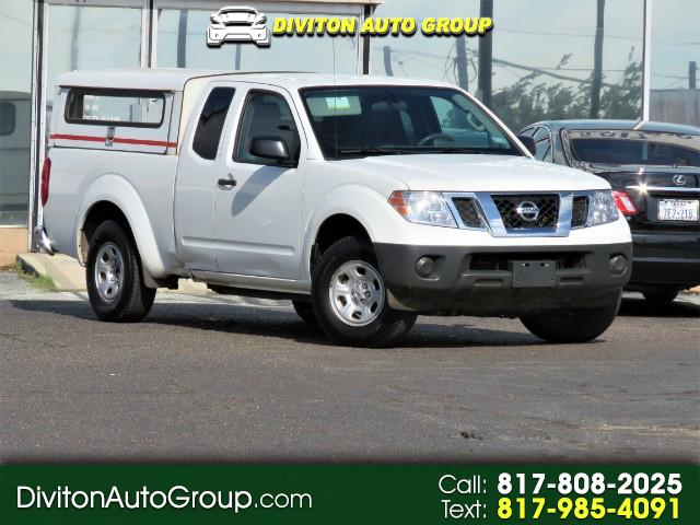 2015 Nissan Frontier S King Cag