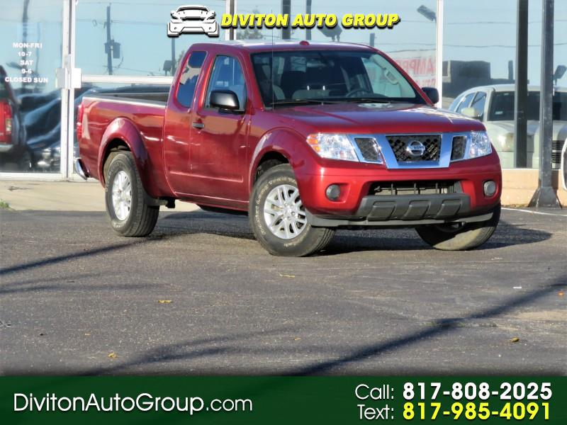 2014 Nissan Frontier SV King Cab