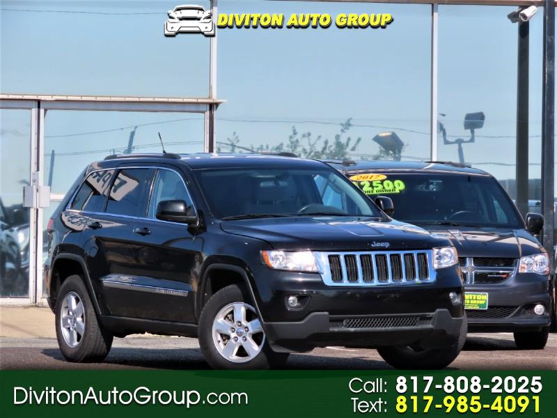 2013 Jeep Grand Cherokee 4dr Laredo
