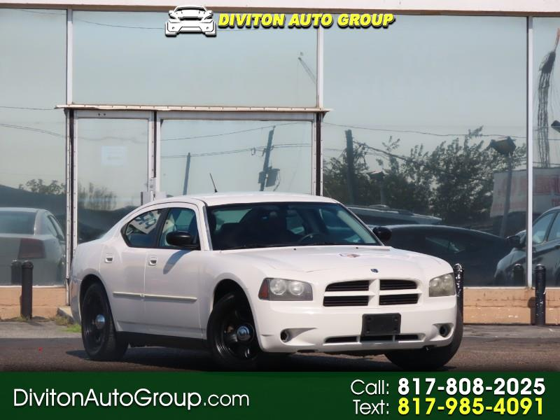2008 Dodge Charger Police Charger