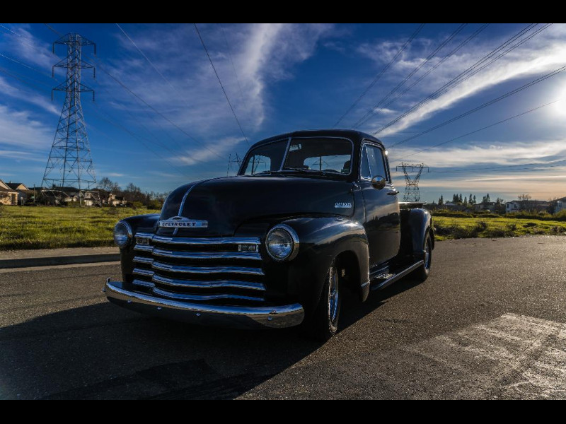 1950 Chevrolet Trucks Pickup custom