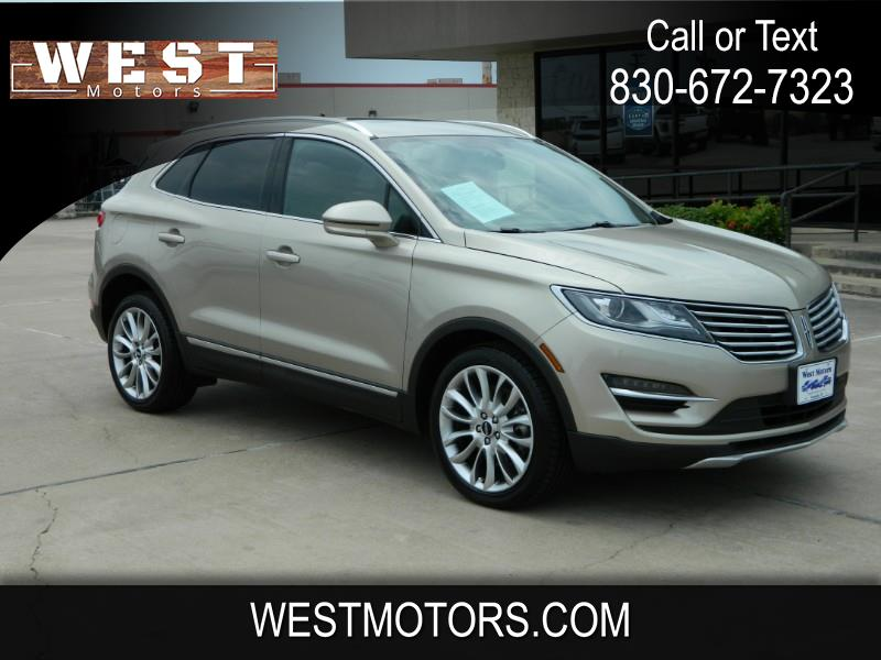 Lincoln MKC FWD 4dr Reserve 2015