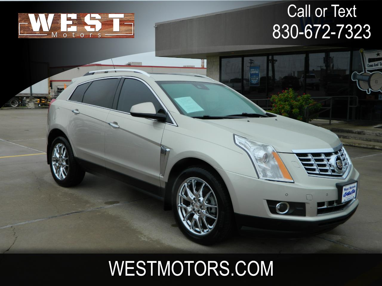 Cadillac SRX FWD 4dr Performance Collection 2014