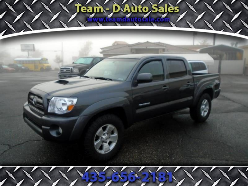 2010 Toyota Tacoma TRD Sport Double Cab 4WD