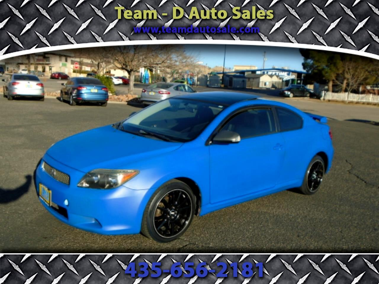 Scion tC Sport Coupe 2006