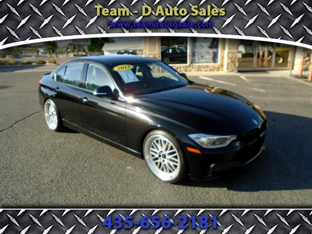 BMW 3-Series 320i Sedan 2013