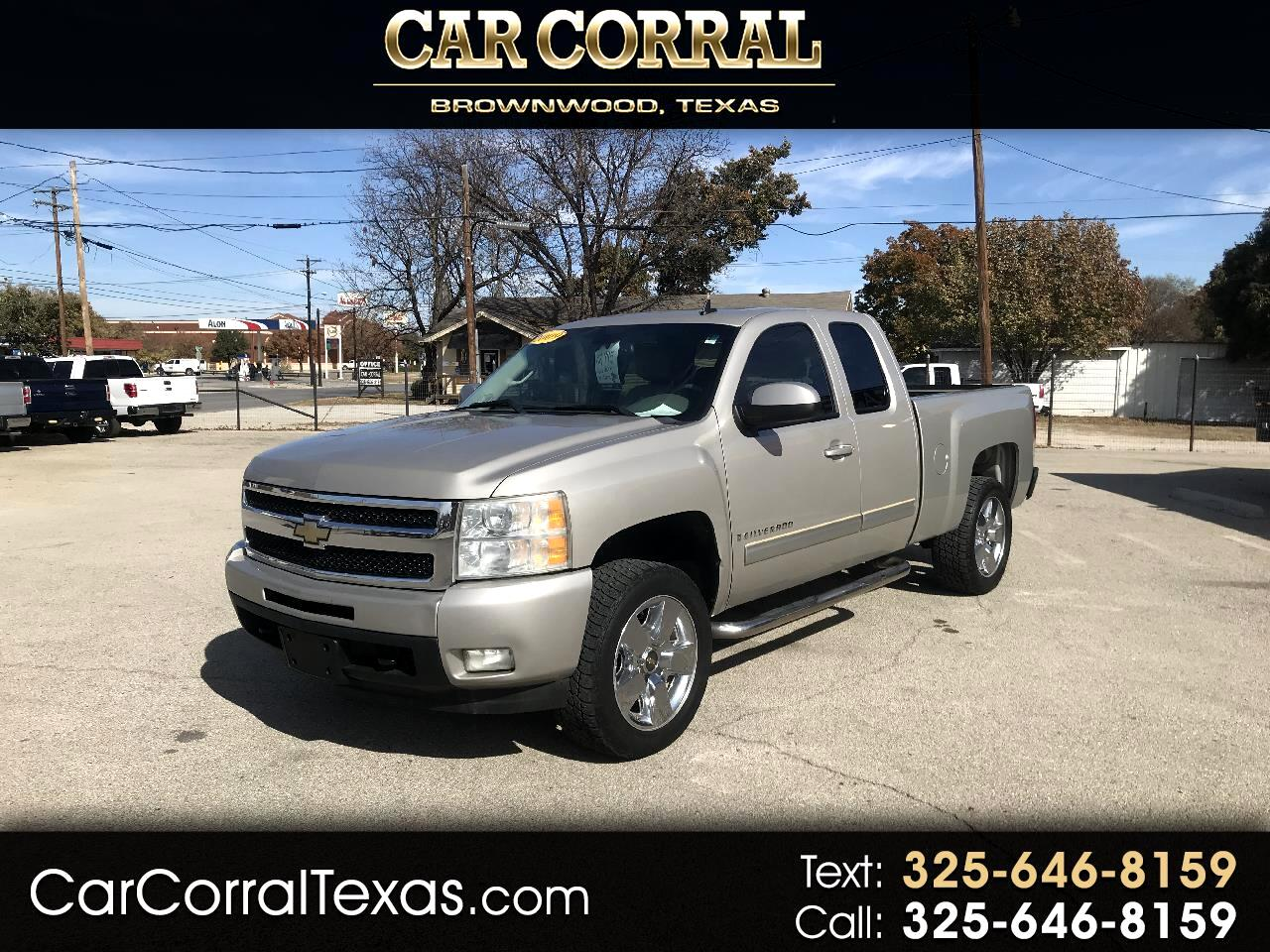Chevrolet Silverado 1500 LTZ Ext. Cab Long Box 2WD 2009