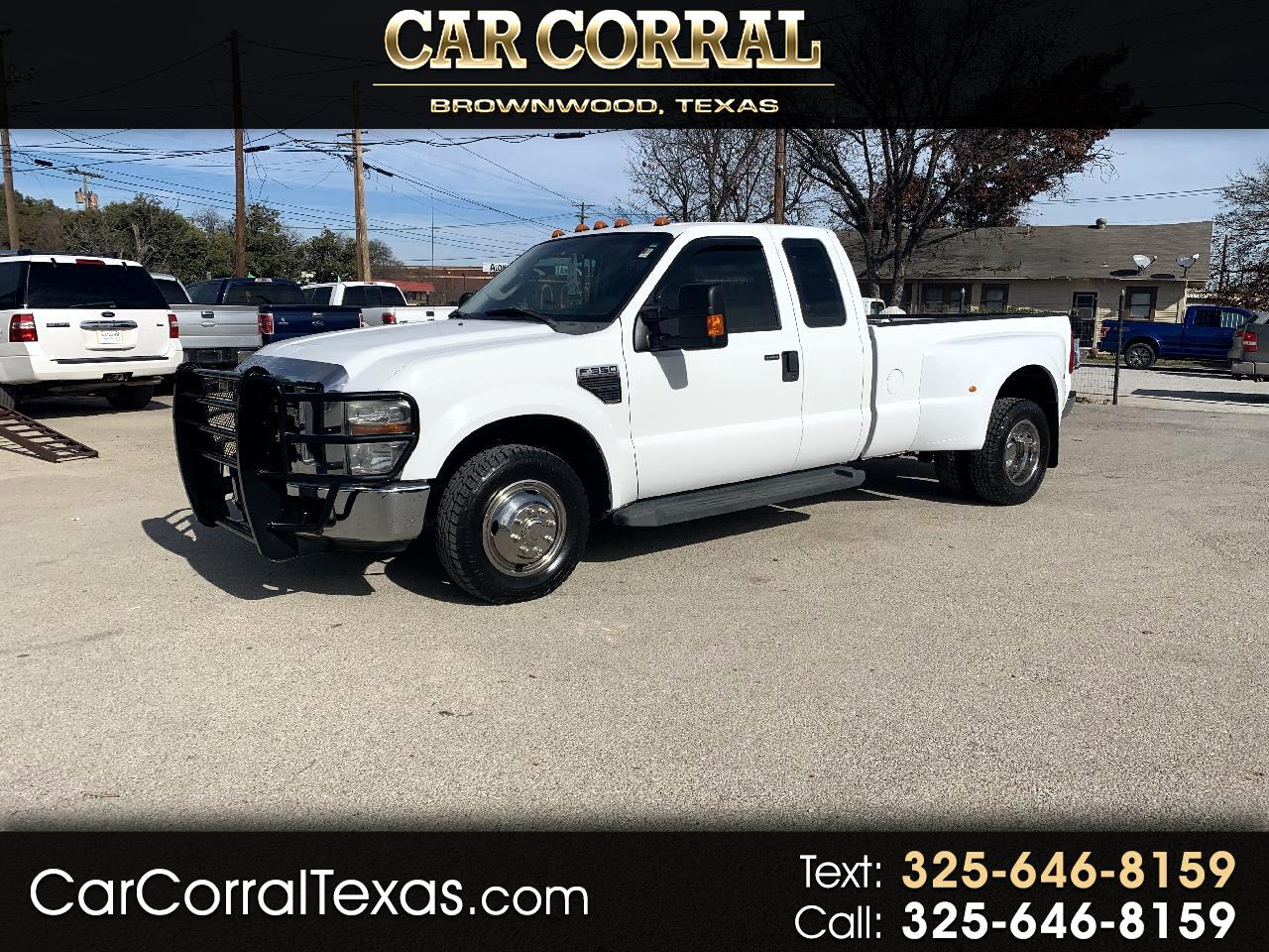 Ford F-350 SD XLT SuperCab Long Bed DRW 2WD 2008